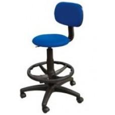 Cadeira giratória repousa pés