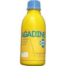 Agadine solução dérmica 10ml