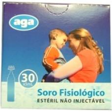 Soro fisiológico 5 ml