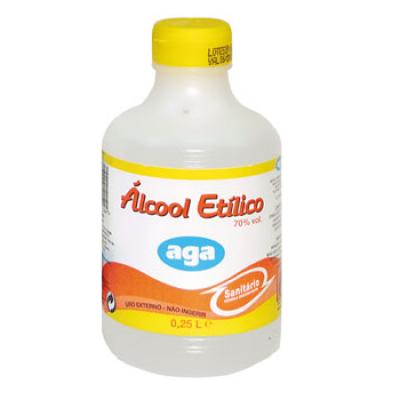 Álcool etílico 70