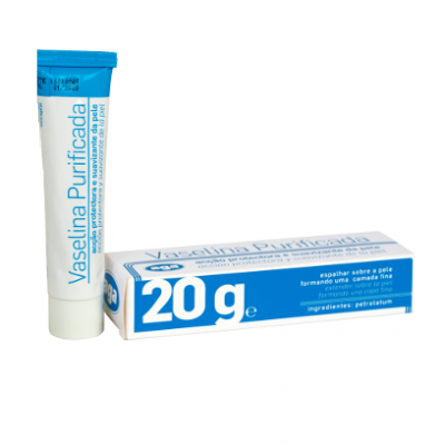 Vaselina Purificada 20 g