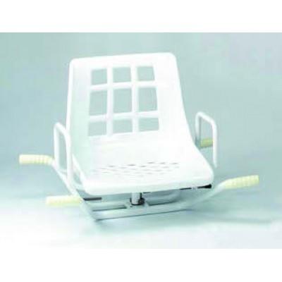 Cadeira banheira giratória epoxi