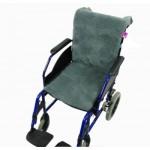 Revestimento anti escaras assento e costas