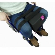Almofada abdutora cadeira