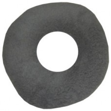 Almofada redonda com buraco