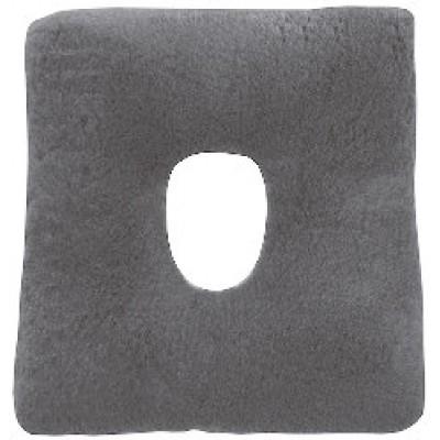 Almofada quadrada buraco escaras e hemorróidas