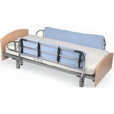 Protetor acolchoado grades de cama