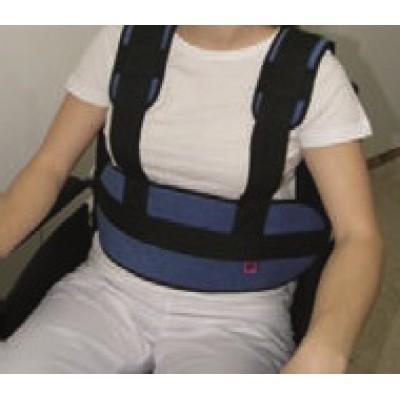 Cinto imobilizador abdominal com alças