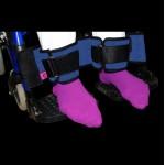 Cinto imobilizador tornozelos
