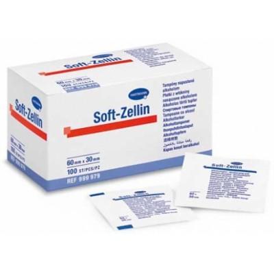 Toalhetes desinfetantes soft-zellin