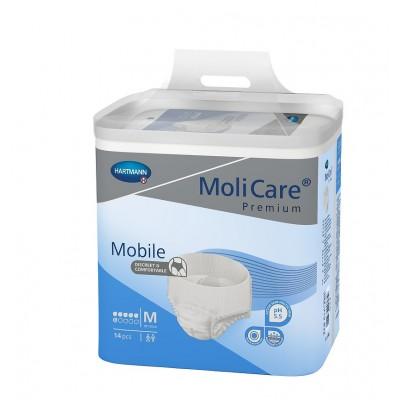 Cueca fralda Molicare Mobile Extra 6 gotas