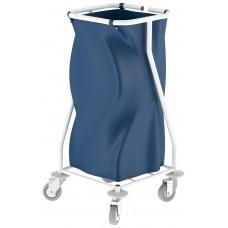 Carro de roupa suja simples