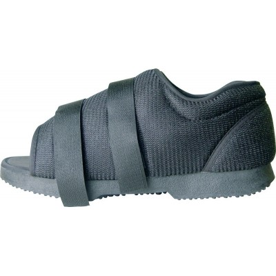 Sapato pós operatório sem salto
