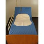 Resguardo impermeável colchão 100 x 75 cm