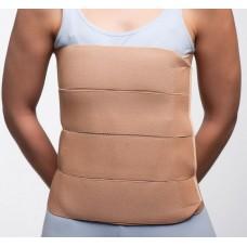 Faixa abdominal 4 bandas