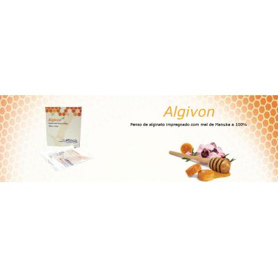 Penso de mel Algivon 10 x 10 cm Unid