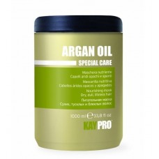 Máscara nutritiva Argan oil