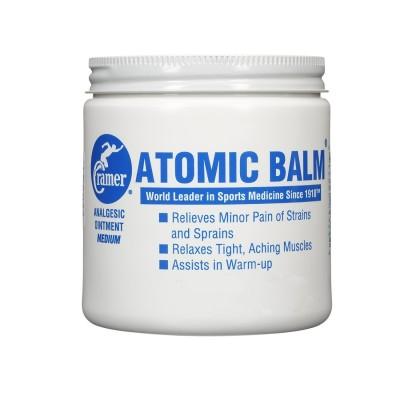 Creme analgésico aquecimento Atomic Balm